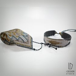 σεμινάριο Loom Beading - υφανση χάντρας με αργαλειό
